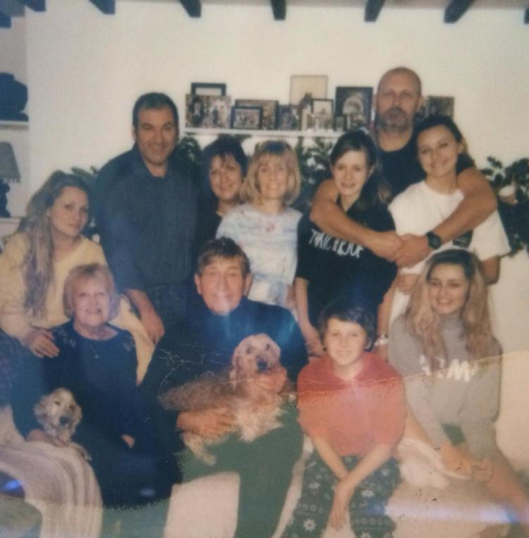 My wonderful, silly family. I love every single one of them to bits.
