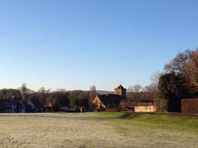 Home! (Chiddingfold Village Green)