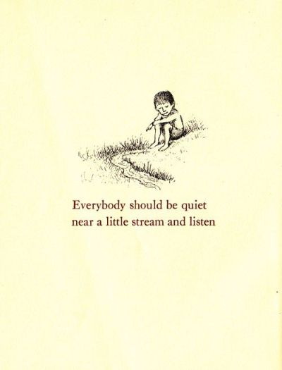 Illustration by Maurice Sendak for Open House For Butterflies by Ruth Krauss