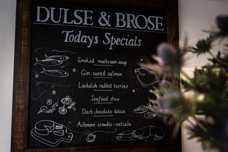 Dulse & Brose at the Bosville, Portree
