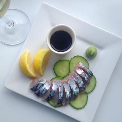 Simple sashimi